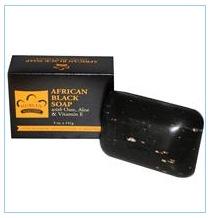 Nubian Heritage, 非洲黑皂, 5 盎司 (141 g)