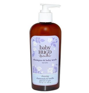 Hugo Naturals雨果自然有机甘菊香草婴儿沐浴乳,237毫升