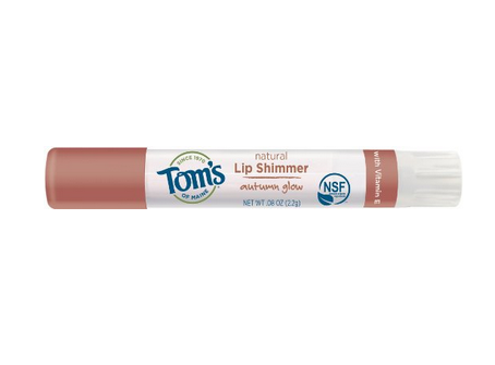 Tom's OF MAINE Natural Lip Shimmer 润唇膏(2.2g *3 支装)