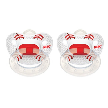 NUK Sports Pacifier 婴儿安抚奶嘴