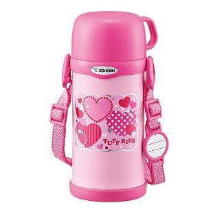 ZOJIRUSHI 象印 SC-MC60-PA 粉色款儿童保温杯600ml
