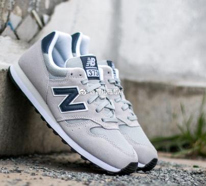 New Balance 373中性复古跑鞋