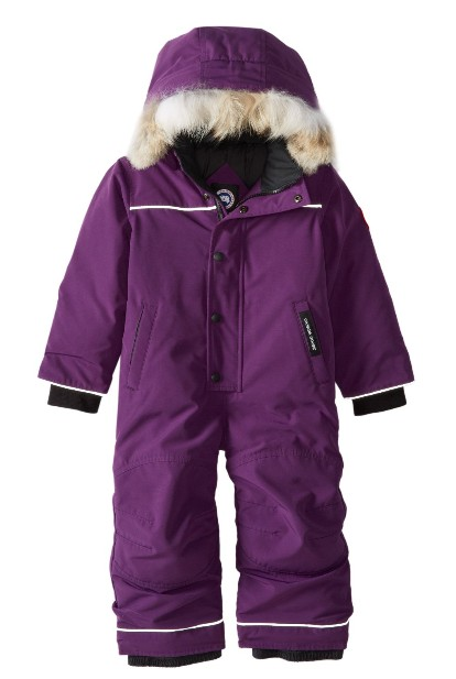 Kid''s Grizzly Snowsuit 2-7岁超高端保暖服