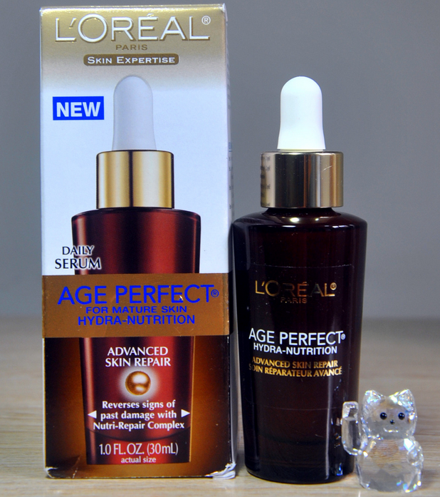 L''Oreal 欧莱雅 Age Perfect Hydra-Nutrition Advanced 金致臻颜精华液 30ml$11.29(需COUPON)