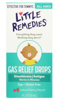 凑单品:LITTLE REMEDIES Little Tummys Gas Relief 儿童肠胃胀气 果味滴剂 30ml$6.35