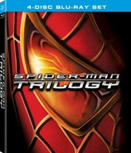 【Spider-Man Trilogy 蜘蛛侠三部曲(4BD,中文字幕)】$9.49