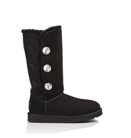 新低价!【限5码:UGG australia Bailey Button Bling 女士高筒雪地靴】$135.99(约¥970)