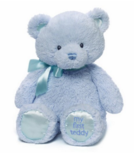 新低!【Gund My First Teddy Bear泰迪熊 15寸】$10.98,直邮到手112元。