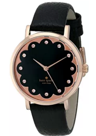 美亚【kate spade watches Scalloped Metro 女士腕表】