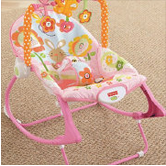 Fisher-Price Infant-To-Toddler Rocker 费雪摇椅 限会员