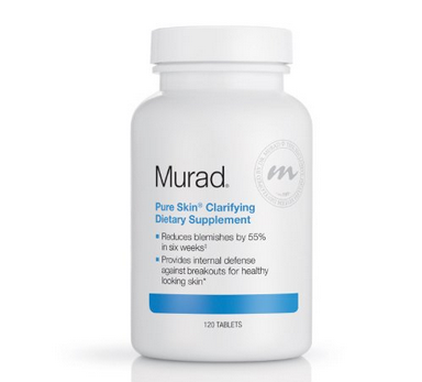 Murad 慕拉祛痘 Pure Skin Clarifying Dietary 抗痘净肤胶囊