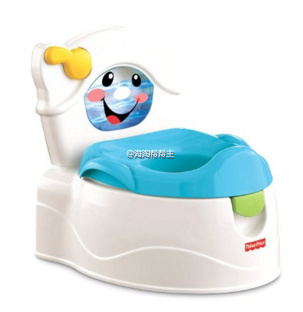 Fisher-Price 费雪 Potty Training 儿童训练马桶