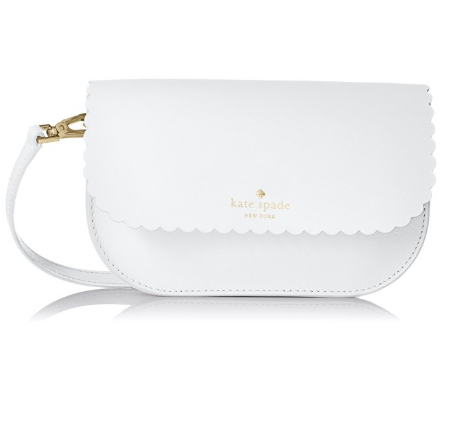 kate spade new york Cape Drive Jettie 真皮斜挎包