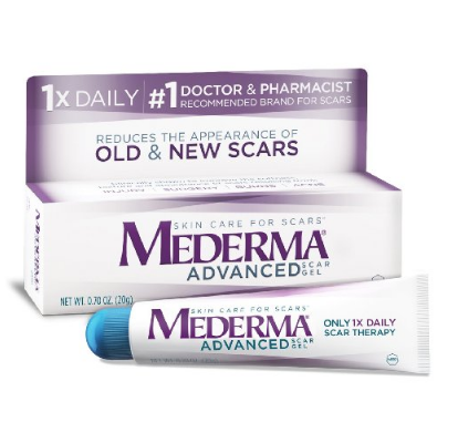 mederma Advanced Scar Gel 成人祛疤凝胶 20g 去疤神器