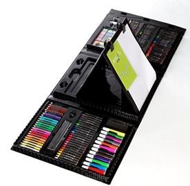 【亚马逊海外购+美亚直邮】Art 101 儿童绘画工具 154件