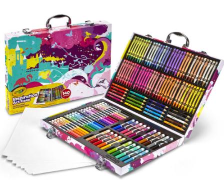 降价!#亚马逊海外购#Crayola绘儿乐灵感画笔套装