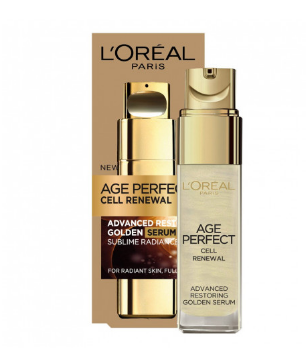 【Unineed】L'Oréal Age Perfect 金致臻颜细胞滋养精华 30ml