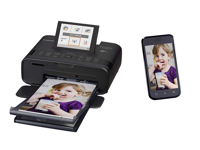秒杀!#亚马逊海外购#Canon 佳能 CP1300 便携式照片打印机