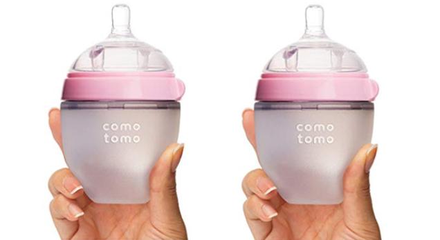 粉色款还有货!Comotomo可么多么 奶瓶两只装150ml 2个装
