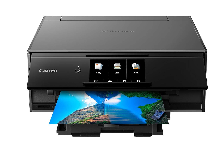新低价!#亚马逊海外购#Canon佳能 TS9120 多功能喷墨一体机