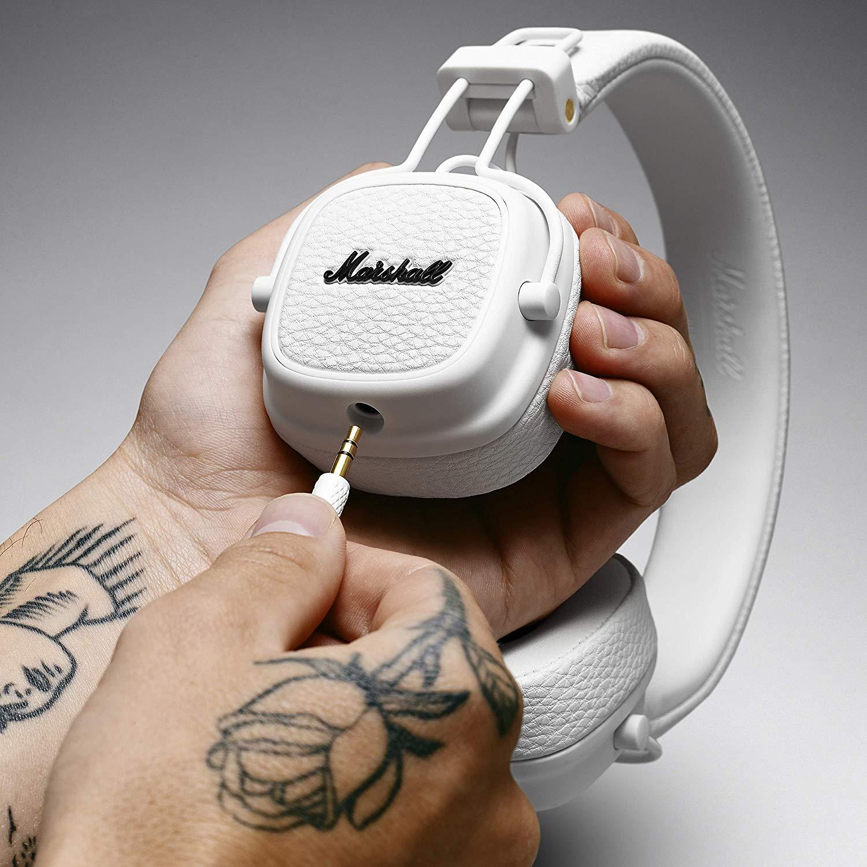 #亚马逊海外购#Marshall 马歇尔 Major III 头戴式耳机