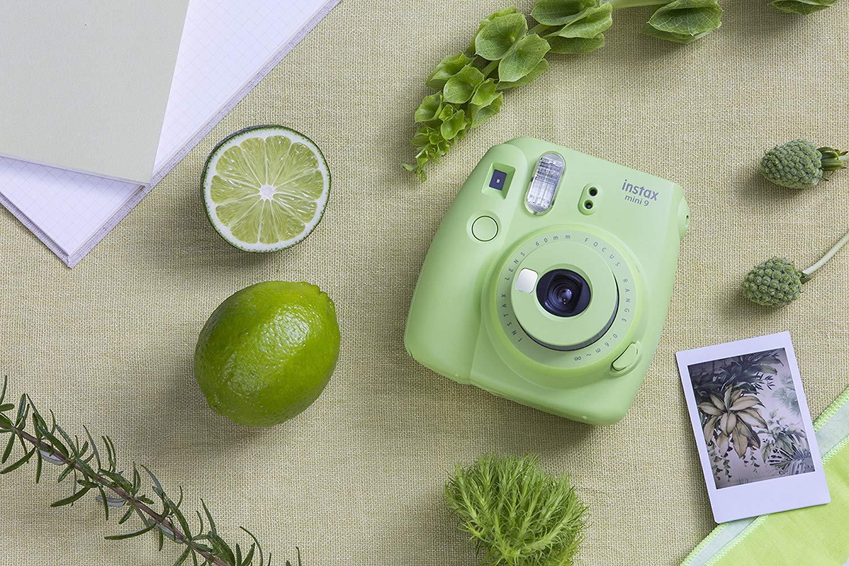 拍立得好价!#亚马逊海外购[超话]#  Fujifilm富士instax mini 9拍立得相机