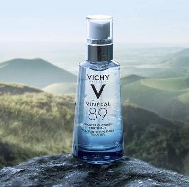VICHY薇姿89火山能量瓶 50ml*3瓶