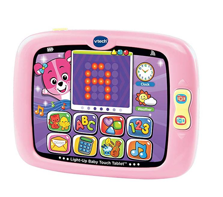 六一好礼!#亚马逊海外购#VTech 伟易达 儿童早教平板电脑