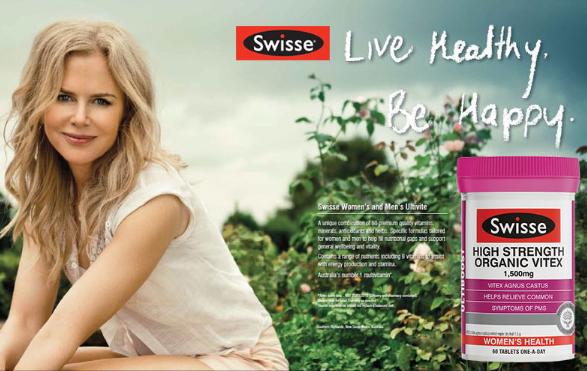 三折捡漏!#亚马逊海外购#Swisse有机圣洁莓片 60片