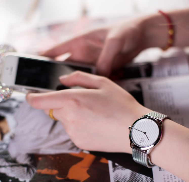 冲鸭!#亚马逊海外购#CK卡尔文·克莱恩女士手表