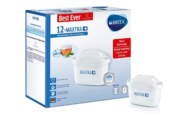 #亚马逊海外购#Brita碧然德 家用滤水壶替换滤芯 12个装