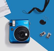 随时随地留下你的美! FUJIFILM 富士 instax mini 70 拍立得相机蓝色款