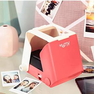 旅行必备神器!KiiPix 折叠式智能照片打印机