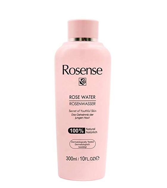 Rosense洛神诗 100%玫瑰水 300ml