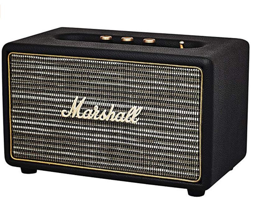 Marshall马歇尔 Acton II 无线蓝牙重低音音箱