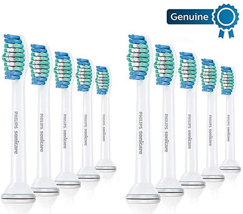 PHILIPS飞利浦 HX6010/30 标准电动牙刷头(10支装)