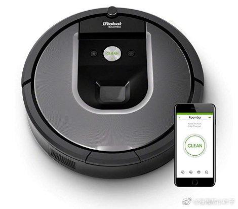 iRobot Roomba 960 全自动智能扫地机器人