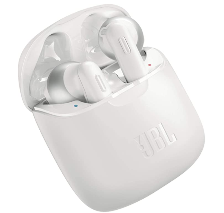 JBL T220TWS 无线蓝牙音乐耳机