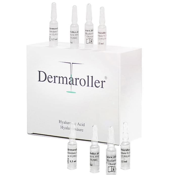 玻尿酸中的劳斯莱斯!Dermaroller 玻尿酸精华原液1.5ml*30支