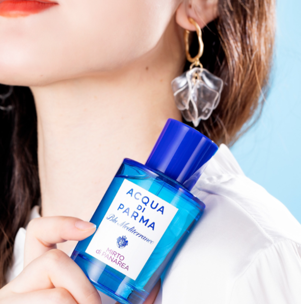 【beautinow】帕尔玛之水 蓝色地中海 桃金娘加州桂 淡香150ml