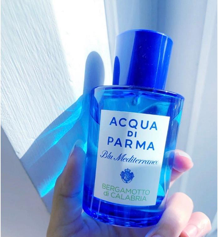 【Beautinow】ACQUA DI PARMA帕尔玛之水 蓝色地中海 香柠檬 淡香 150ml(简装)