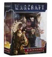 魔兽世界Warcraft Blackhand 毁灭者黑手 6英寸动态人偶
